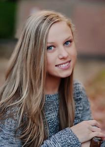 Maddie Ryan Senior 2015